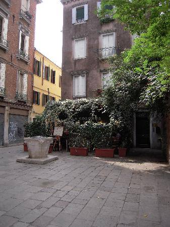 Ristorante la Colonna Venezia - CANNAREGIO 5329 - VENEZIA